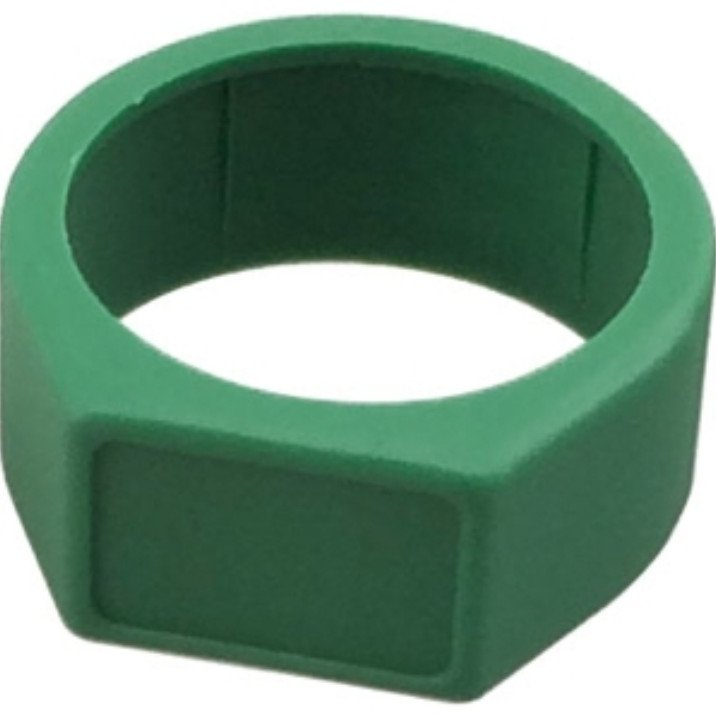 Green Cable ID Ring for X Series Cables