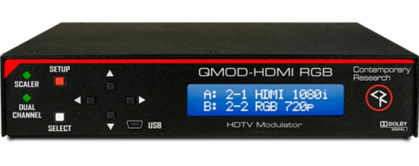 HDTV Modulator