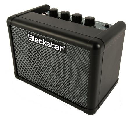 Compact Bass Guitar Amplifier