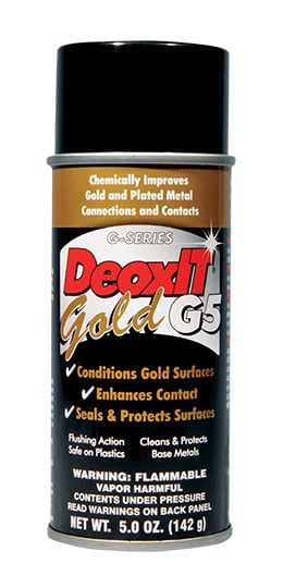 DeoxIT Gold G5 Spray
