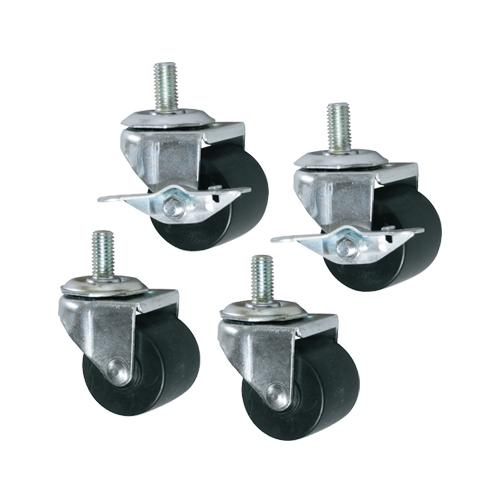 Middle Atlantic Products CASTERS-K  Optional Caster Kit for Essex Racks CASTERS-K