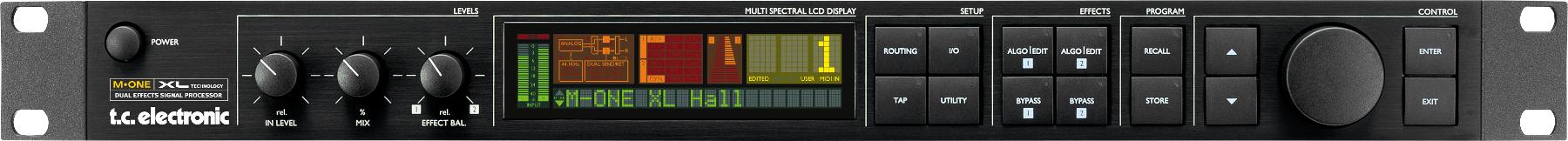 Dual Effects Signal Processor