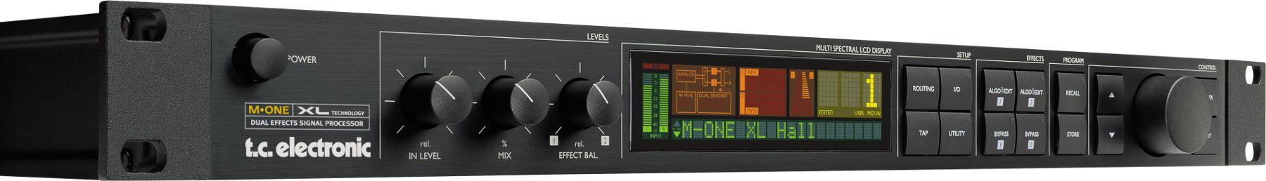 Tc Electronic M1 Xl M One Xl Dual Effects Signal Processor