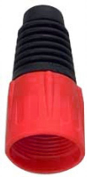 Red Bushing for XLR Connectors