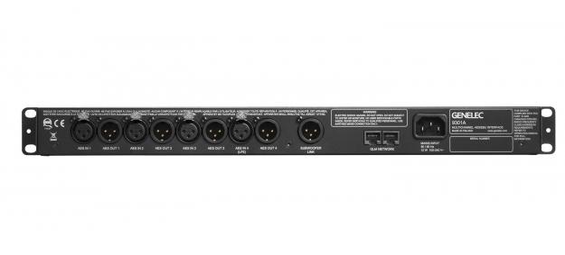AES/EBU Multichannel Interface