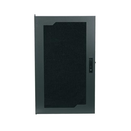 Middle Atlantic Products DOOR-P12  12RU Essex Plexi Door DOOR-P12