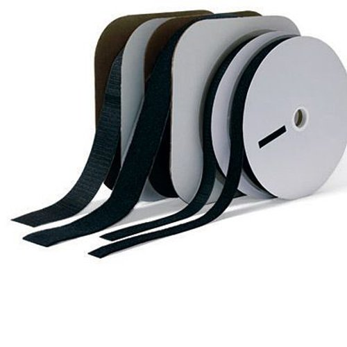 "25 Yard Roll of 3/4"" Pressure Sensitive Female Loop Fastener Tape"