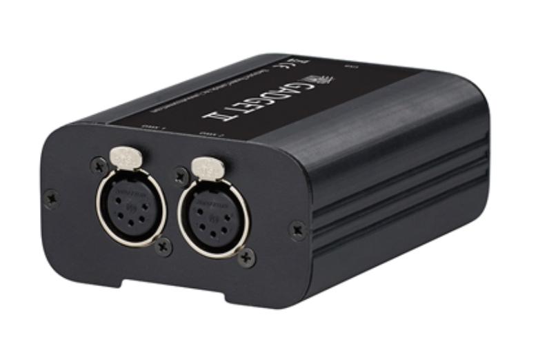 Portable USB to Five-Pin XLR Interface