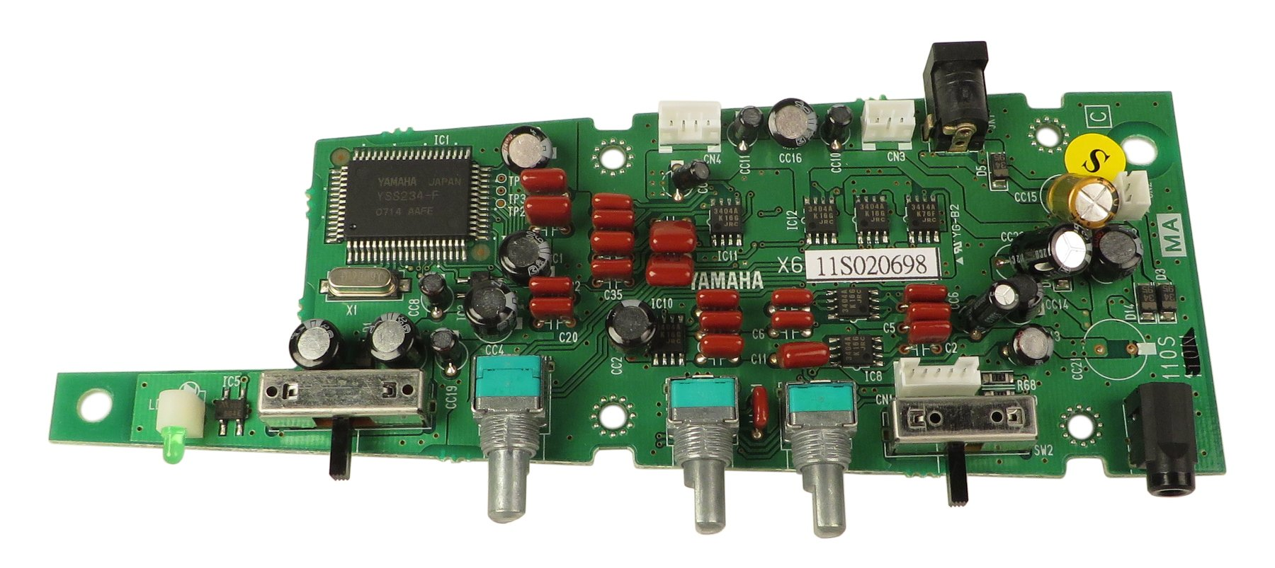 MA PCB for SLG100S