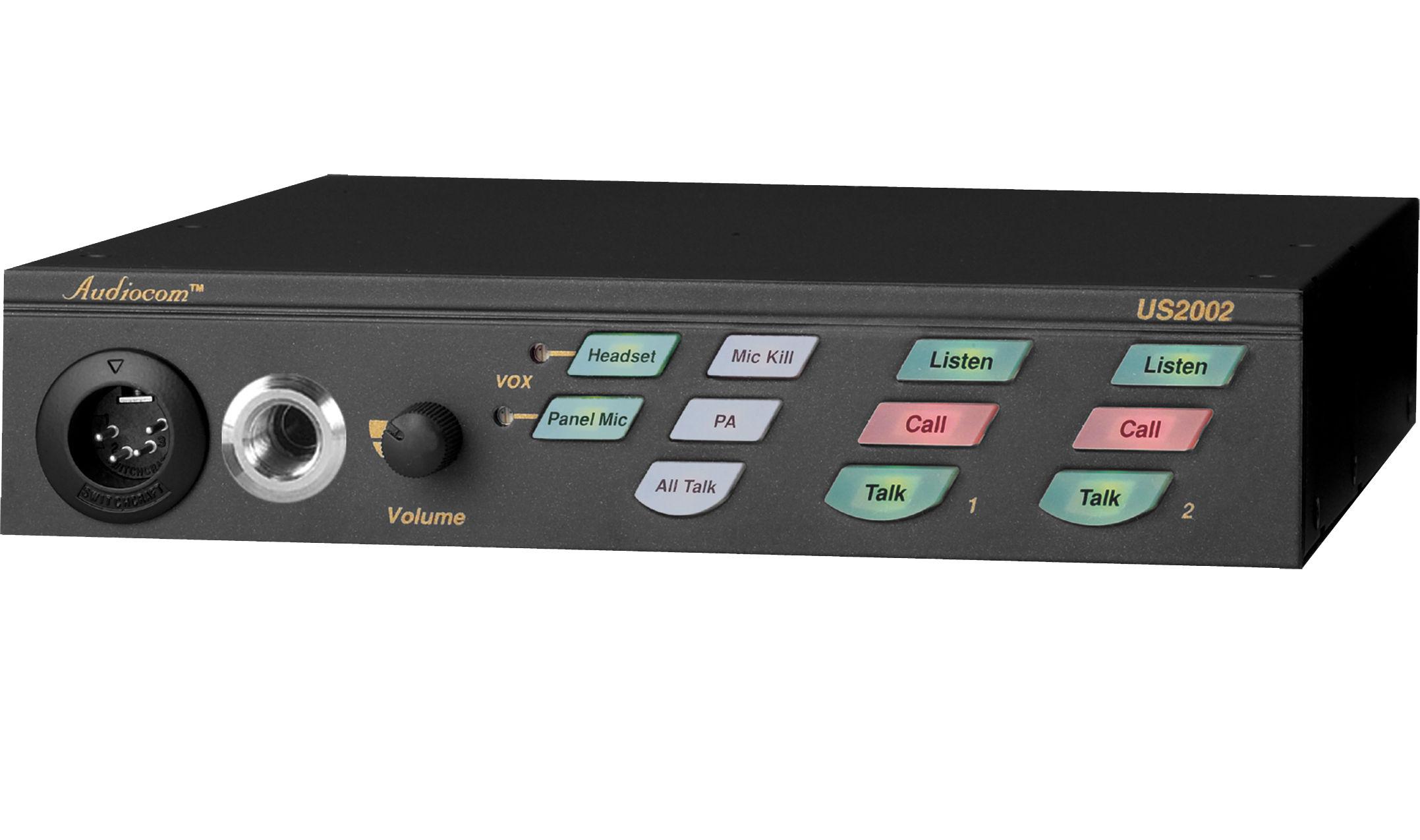 Multichannel Audiocom User Station