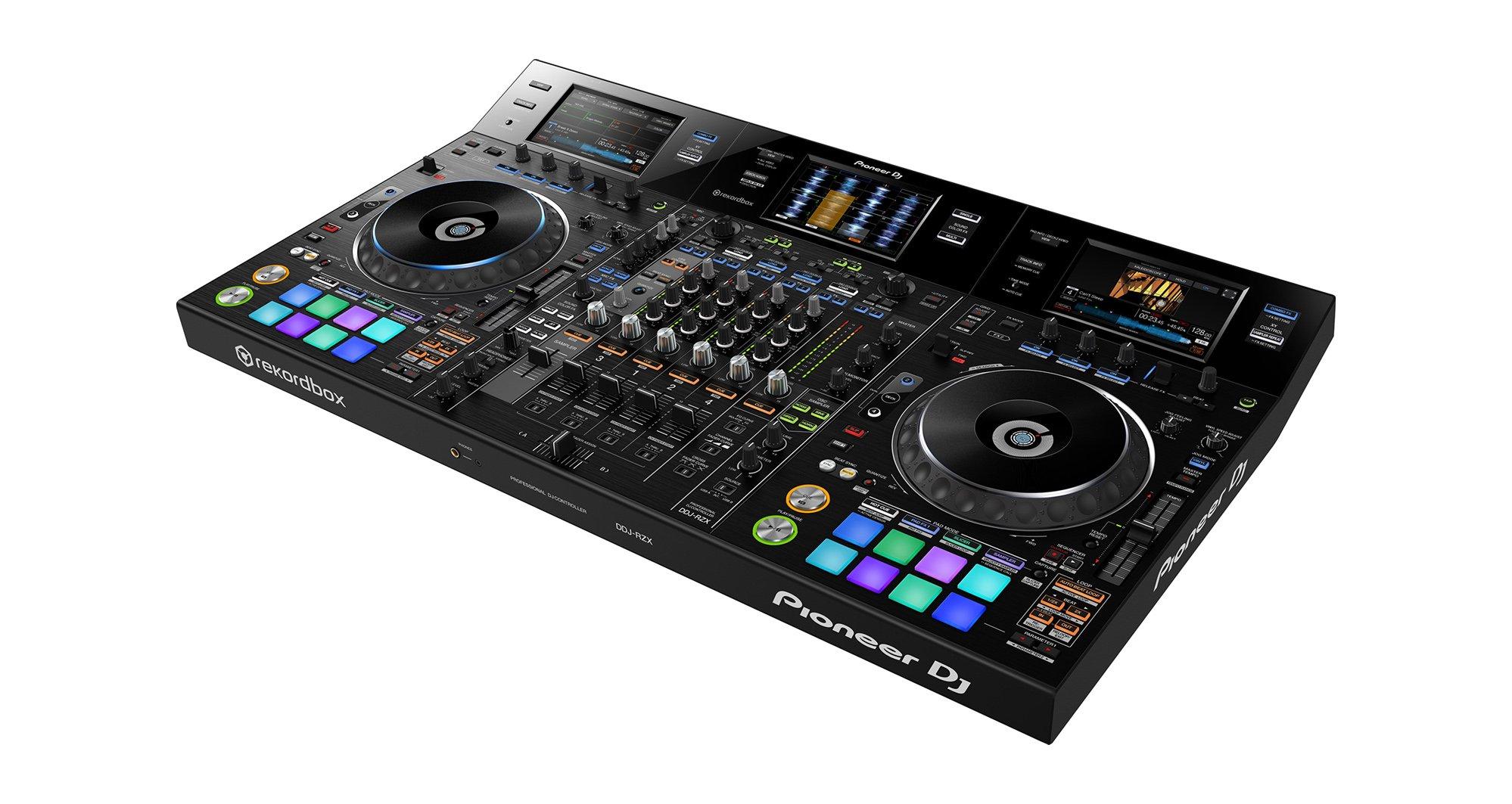 Audio/Video DJ Controller for Rekordbox