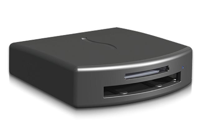 Pro CompactFlash® and SDXC™ USB 3.0 Media Reader