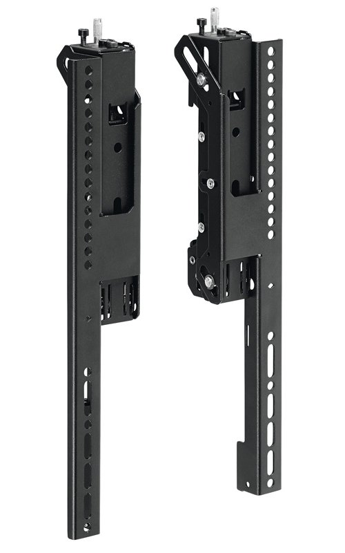 Symmetry Series Display Brackets with Fine Tune Adjustment