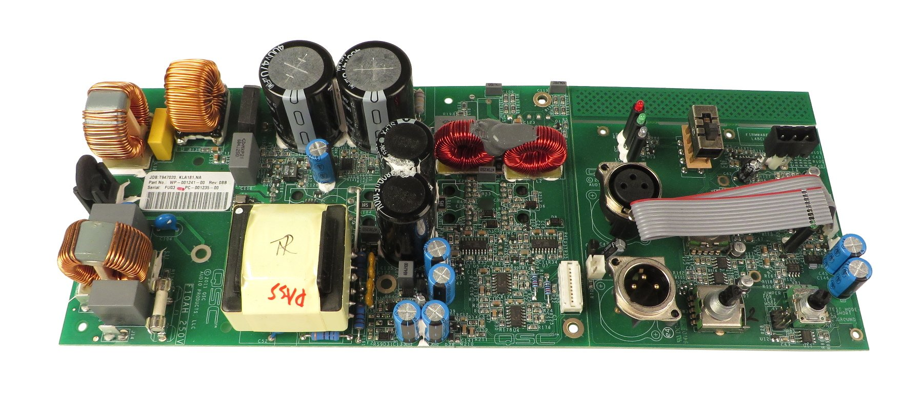 Universal Power Supply PCB for KLA181