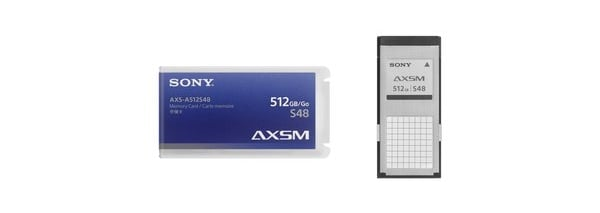 AXS Memory A Series Card, 512 GB, 4.8 Gbps