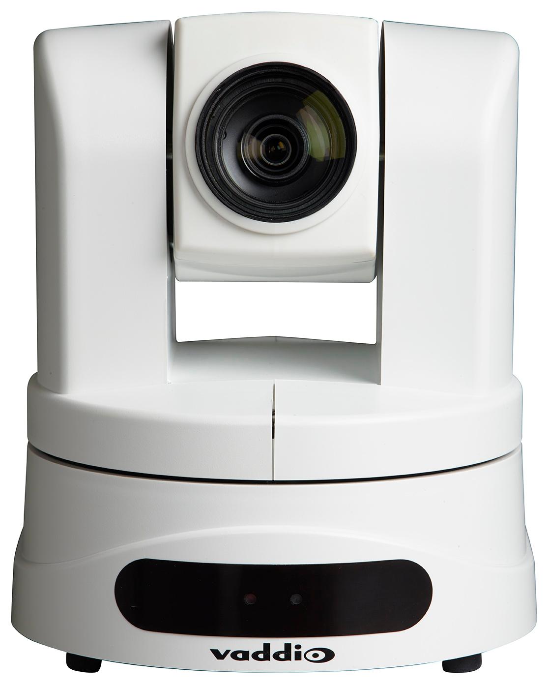 PTZ Camera in Black or Arctic White