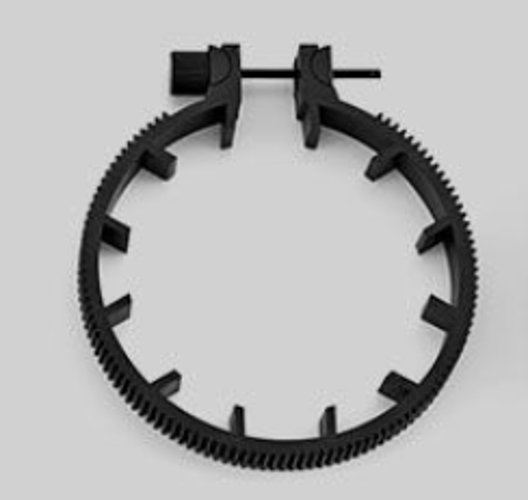 DJI FOCUS Lens Gear Ring (80MM)