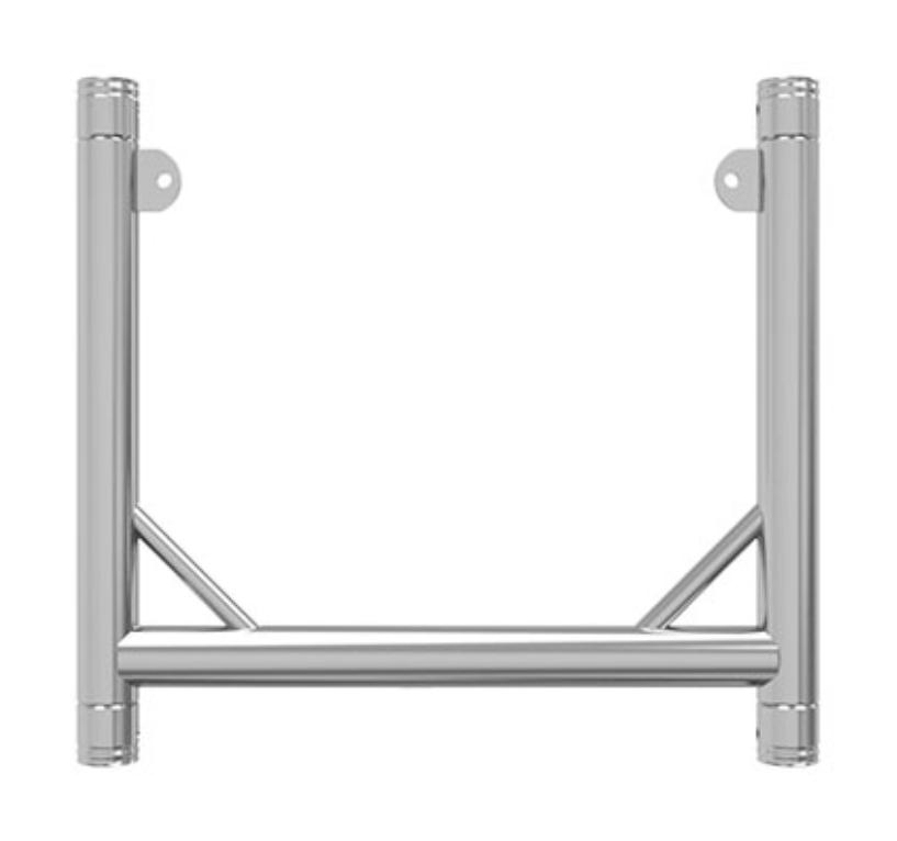 Single Tube Aluminum Truss Grid