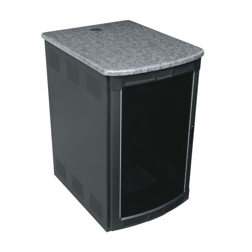 25RU BGR-MDK Series Presentation Enclosure System
