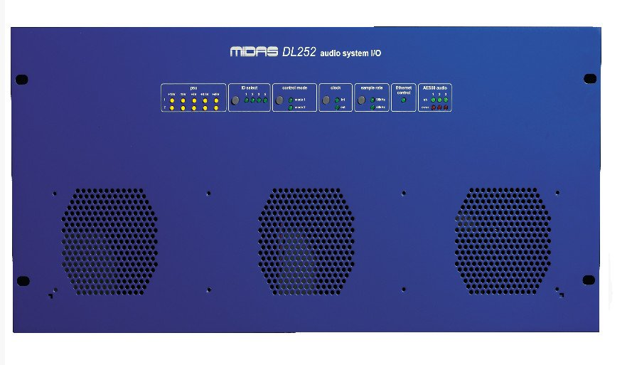 16 x 48 Fixed Format I/O Unit