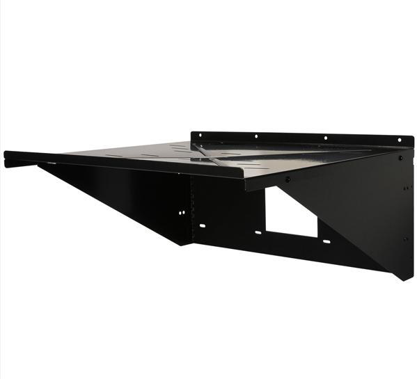 "Wall Mount Equipment Shelf, 18"" x 16"" Surface"