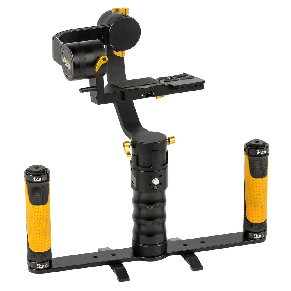 Kit with DS1 Beholder Gimbal and DGH Dual Grip Gimbal Handle