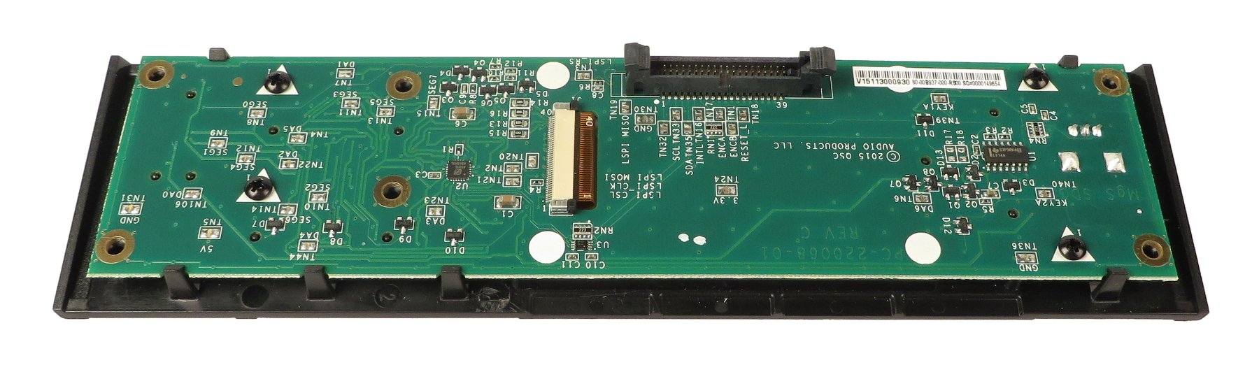 QSC WP-220014-01 Dispaly PCB for PLD4 WP-220014-01
