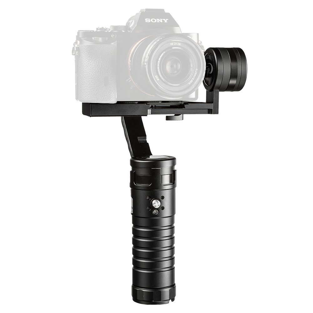 Kit with MS1 Beholder Gimbal and DGH Dual Grip Gimbal Handle