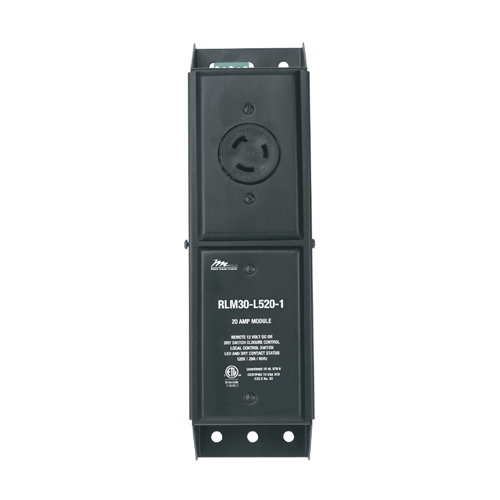 MPR Power Module, 20A, L5-20R, Twistlock