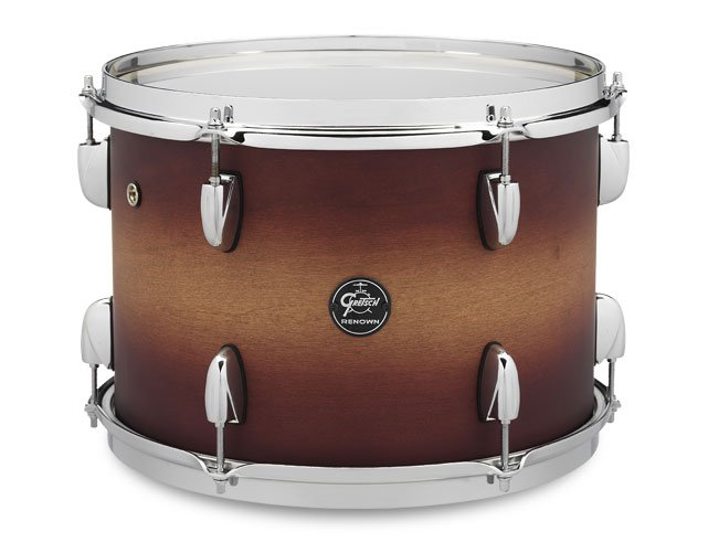 Renown Birch 4 Piece Shell Pack in Satin Tobacco Burst Finish