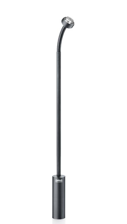 "Supercardioid Podium Microphone with 30cm (12"") Boom"