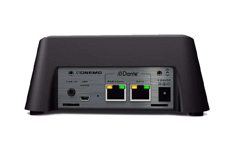 Dante Network Monitor, 64-Channel, With USB And Bluetooth