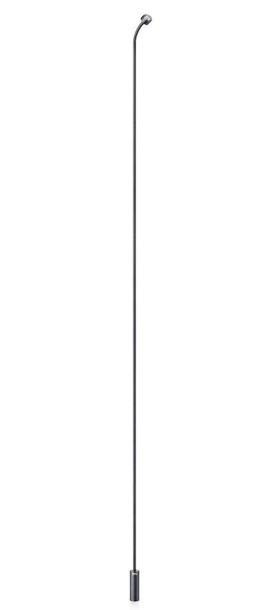"""Supercardioid Microphone with 120cm (48"""") Floor-Stand Boom"""
