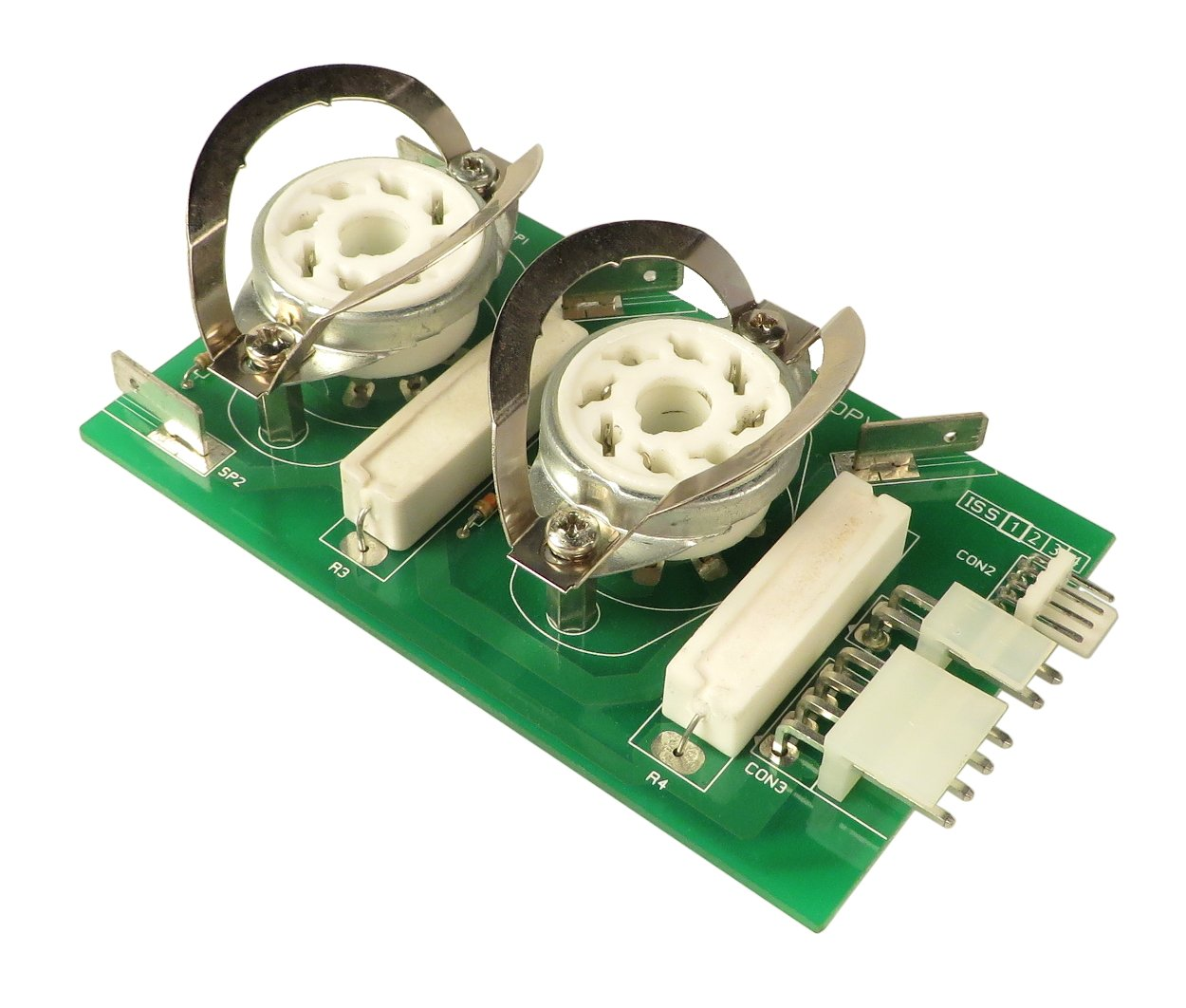 Output Valve PCB for Stage 60