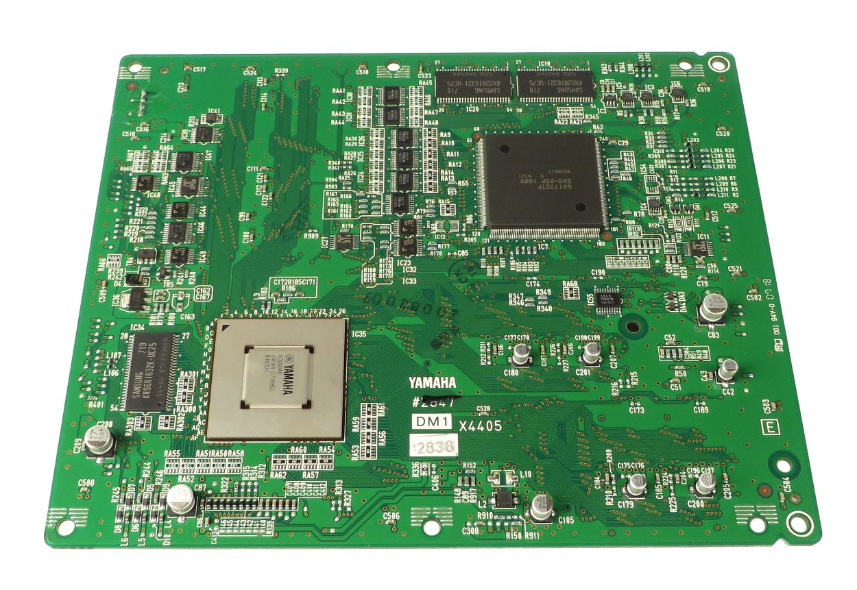 Main DM PCB Assembly for CVP-303M
