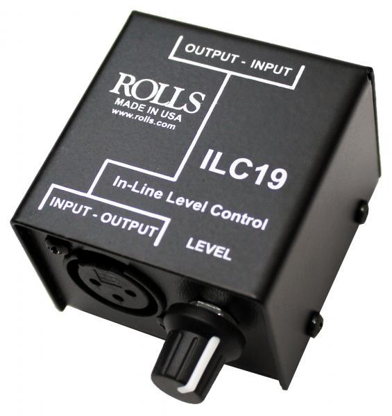 Inline Level Control