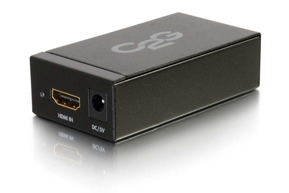 HDMI Female to DisplayPort Female Adapter