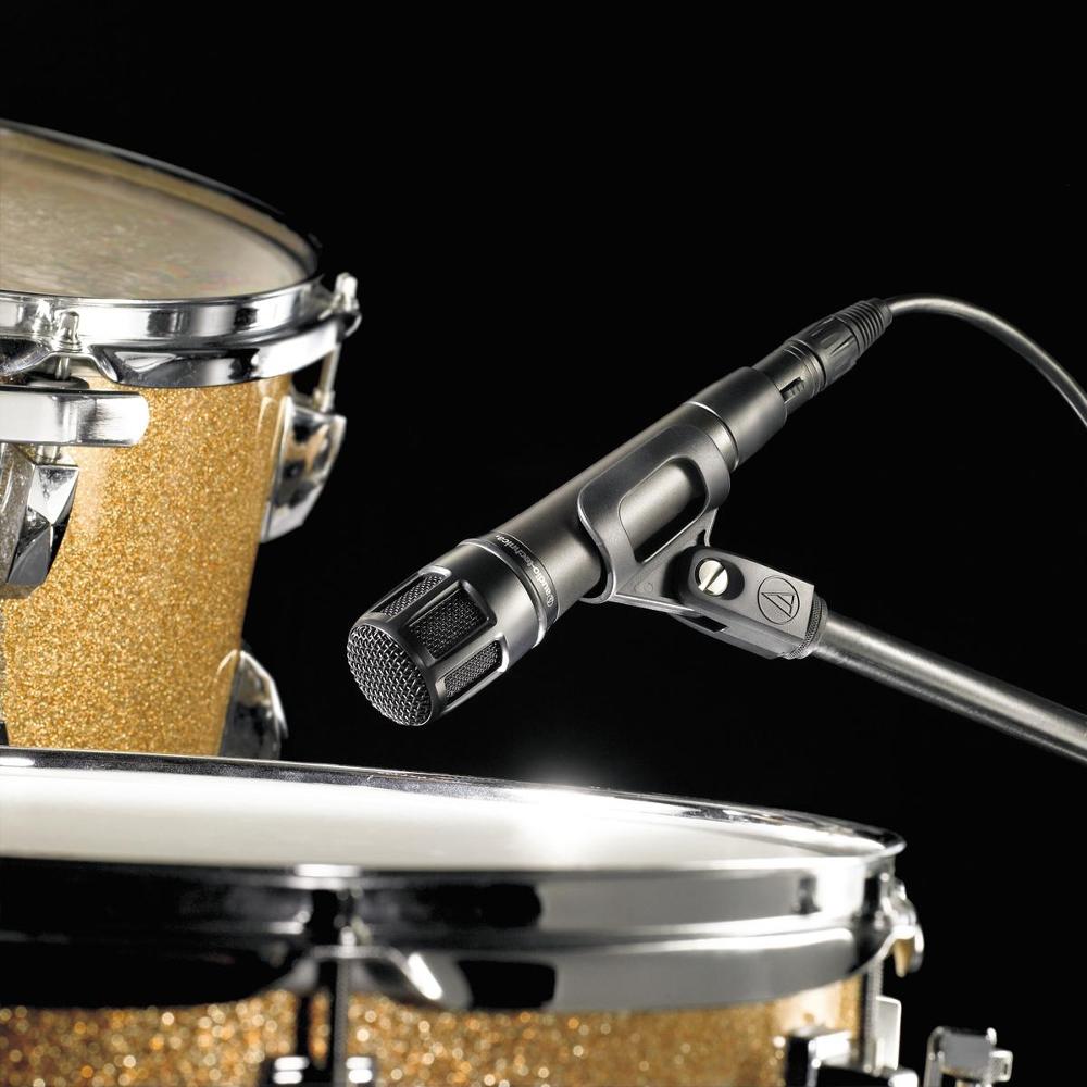 Hypercardioid Dynamic Instrument Microphone
