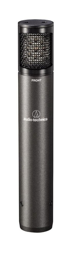 Side-Address Cardioid Condenser Instrument Microphone