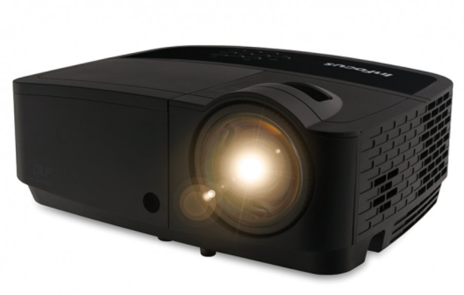DLP XGA 3700 lm 3D Ready Short Throw Projector