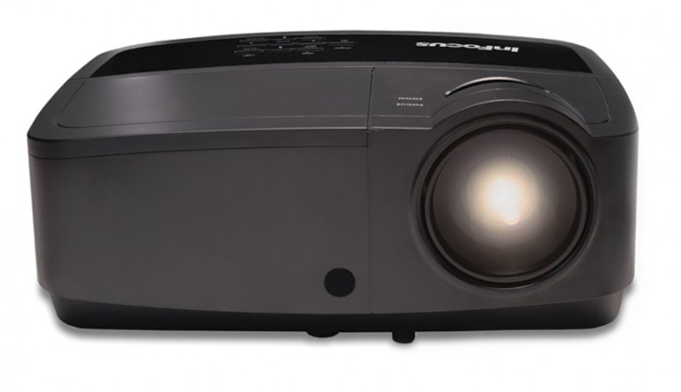DLP XGA 4200 lm 3D Ready HDMI RJ45 Projector