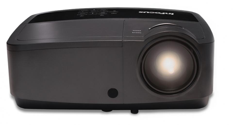DLP WXGA 4200 lm 3D Ready HDMI RJ45 Projector
