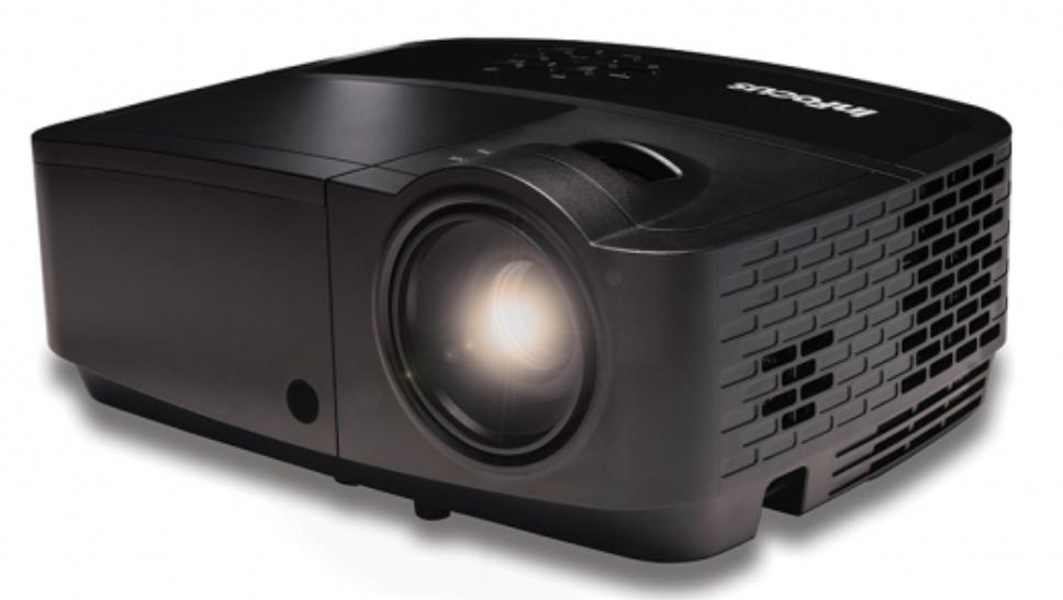 4200 Lumen DLP WXGA Network Projector