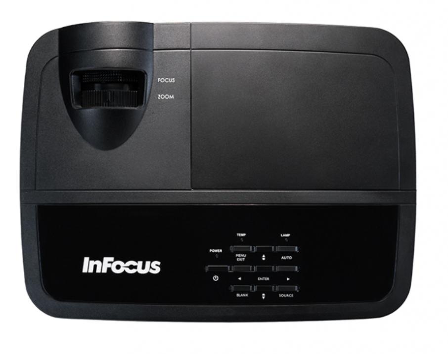 InFocus IN2128HDx 4000 Lumen 1080p DLP Projector IN2128HDx