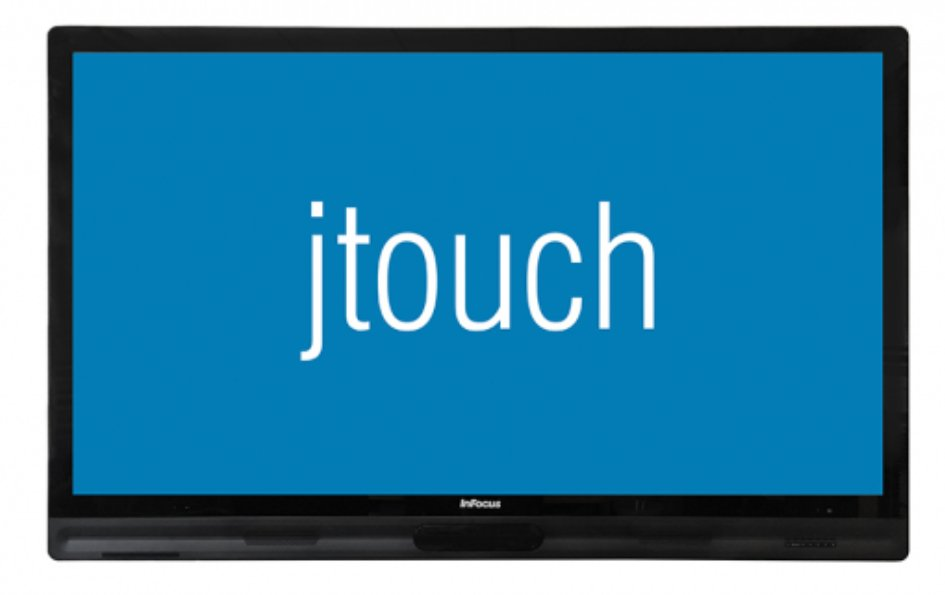 """65"""" JTouch Interactive Touch Anti-Glare Display"""