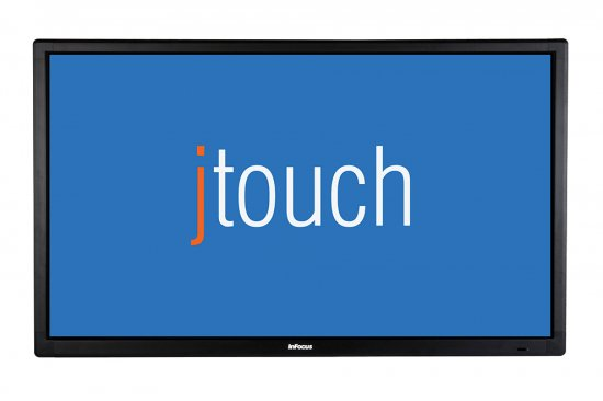 "85"" BigTouch 4K touch display"