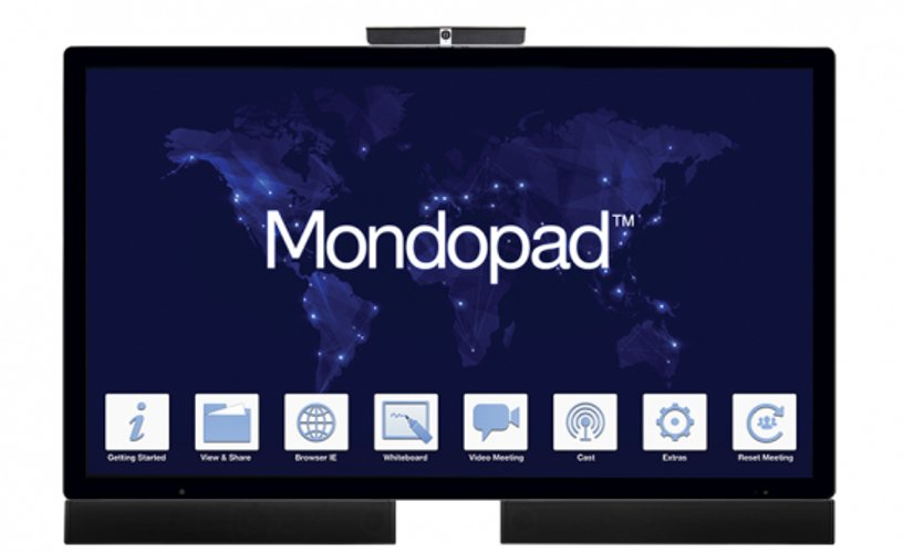 Mondopad Ultra Display Wtih Soundbar
