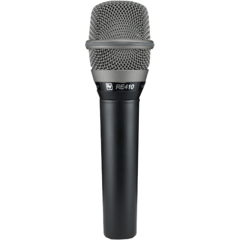 electro voice re410 cardioid handheld condenser microphone full compass. Black Bedroom Furniture Sets. Home Design Ideas