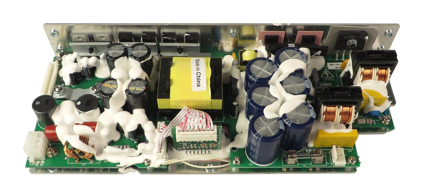 Mackie 2042348-03 Amp/Power Supply PCB for SRM450V3 2042348-03