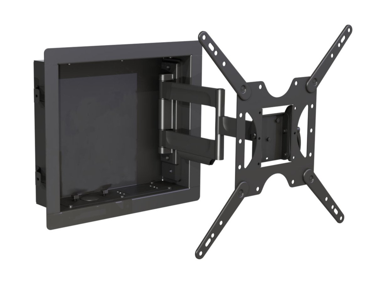 "In-Wall Articulating Arm Mount for 22"" to 47"" Displays"